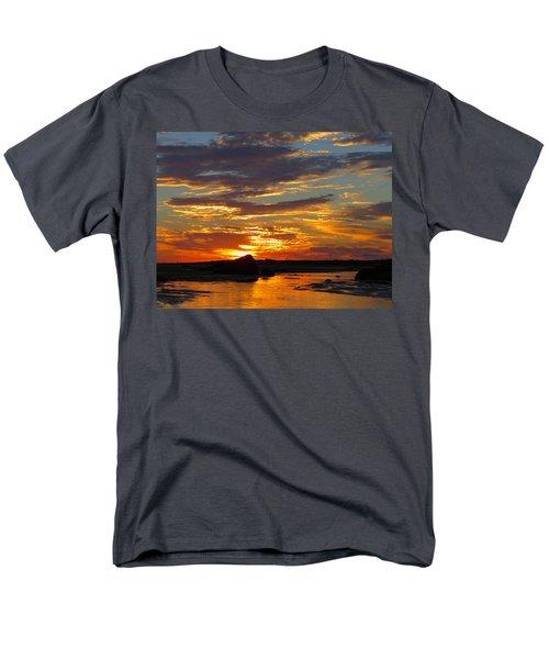 Men's T-Shirt  (Regular Fit) featuring the photograph Sunrise Magic by Dianne Cowen