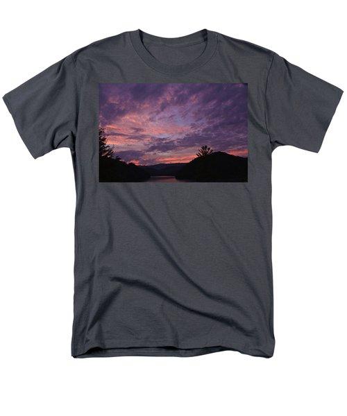 Sunset 2013 Men's T-Shirt  (Regular Fit) by Tom Culver