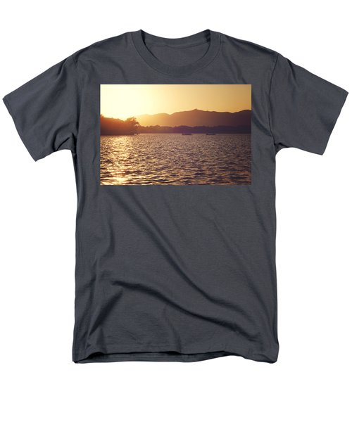 Sunset At Summer Palace Men's T-Shirt  (Regular Fit) by Yew Kwang