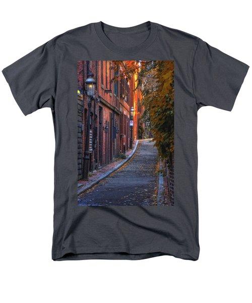 Sunset In Beacon Hill Men's T-Shirt  (Regular Fit) by Joann Vitali