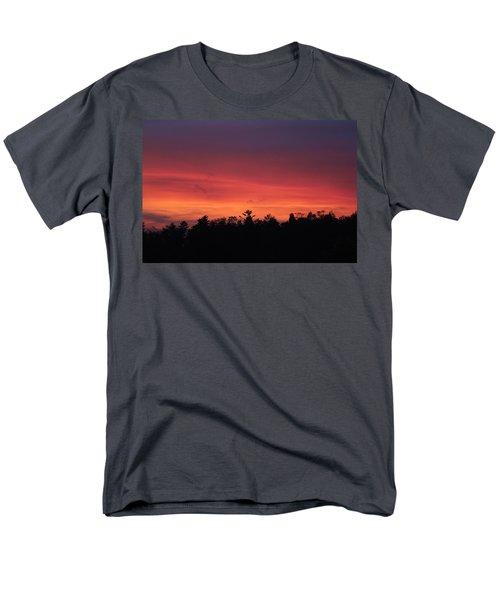 Sunset Tones Men's T-Shirt  (Regular Fit) by Tom Culver