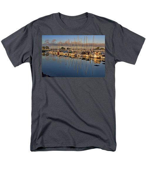 Men's T-Shirt  (Regular Fit) featuring the photograph Sur La Mer by Gary Holmes