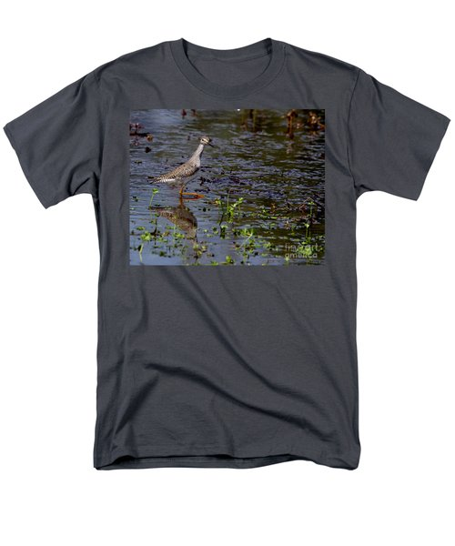 Swamp Strutting Men's T-Shirt  (Regular Fit)