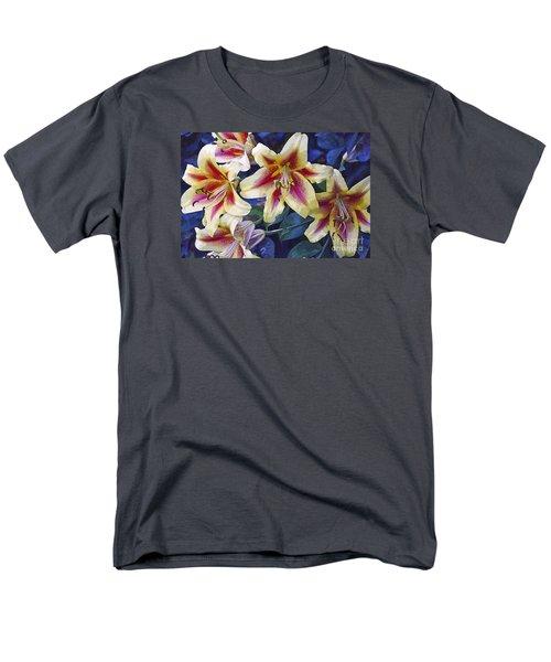 Men's T-Shirt  (Regular Fit) featuring the photograph Sweet Summer Time  by Juls Adams