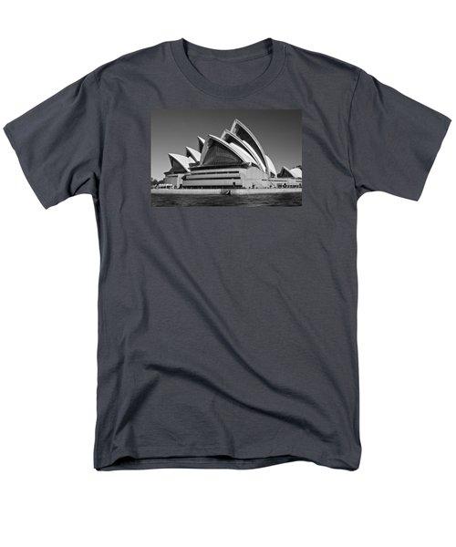 Sydney Opera House Men's T-Shirt  (Regular Fit) by Venetia Featherstone-Witty