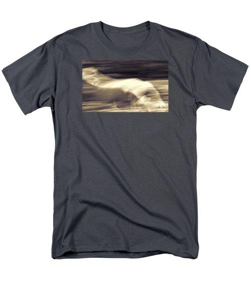 Men's T-Shirt  (Regular Fit) featuring the photograph Synchronicity by Joan Davis