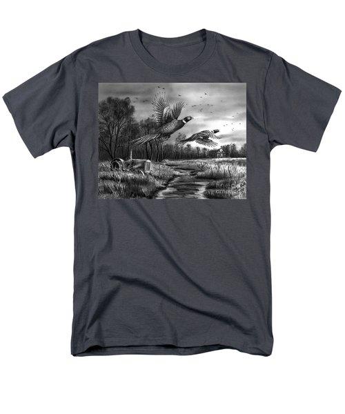 Taking Flight  Men's T-Shirt  (Regular Fit) by Peter Piatt
