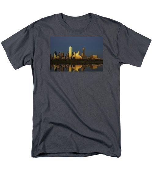 Texas Gold Men's T-Shirt  (Regular Fit) by Rick Berk