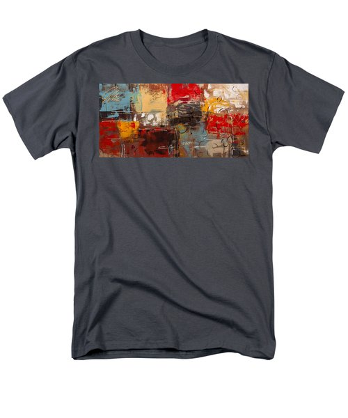 Tgif Men's T-Shirt  (Regular Fit) by Carmen Guedez