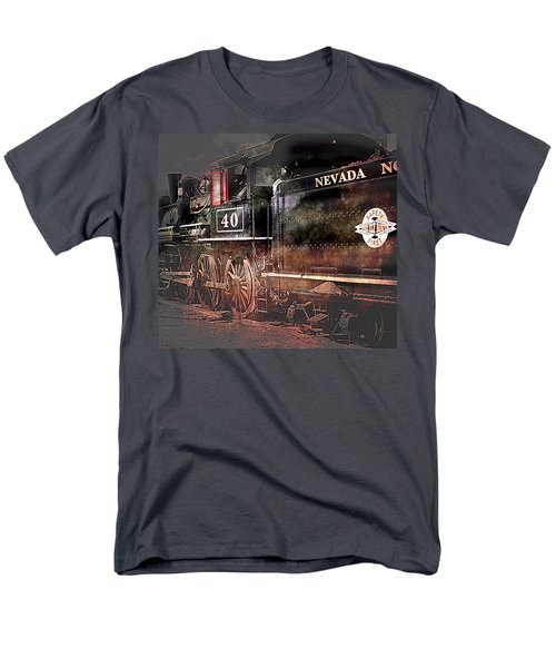 The Baldwin Men's T-Shirt  (Regular Fit) by Gunter Nezhoda