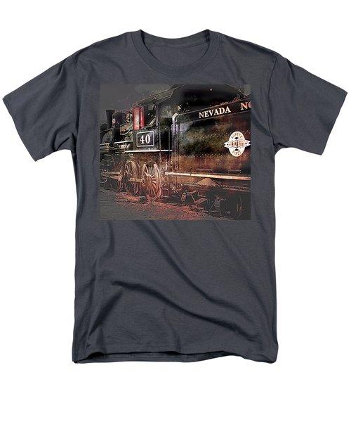 The Baldwin Men's T-Shirt  (Regular Fit) by Gunter Nezhoda