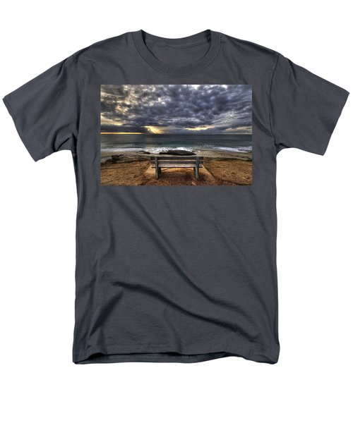 The Bench Men's T-Shirt  (Regular Fit) by Peter Tellone
