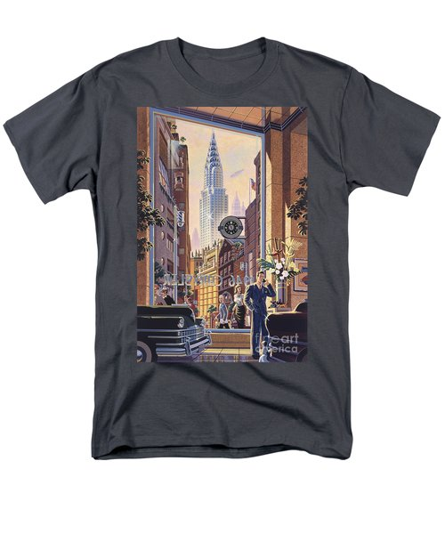 The Chrysler Men's T-Shirt  (Regular Fit) by Michael Young