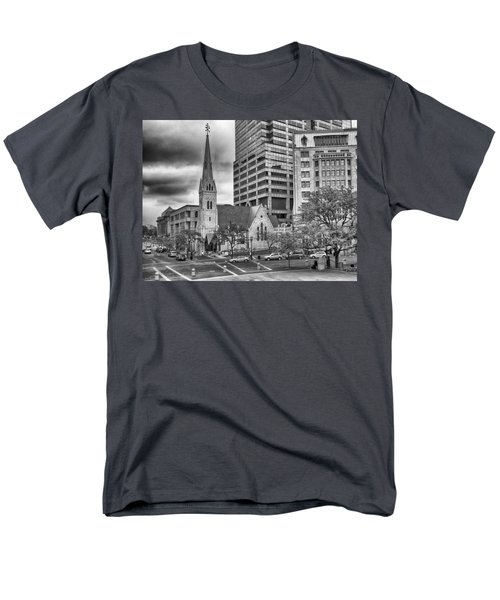 The Church Men's T-Shirt  (Regular Fit) by Howard Salmon