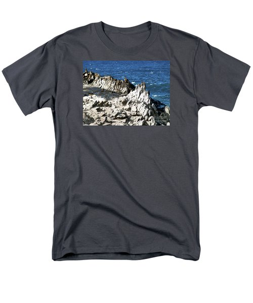 The Dragons Teeth I Men's T-Shirt  (Regular Fit) by Patricia Griffin Brett