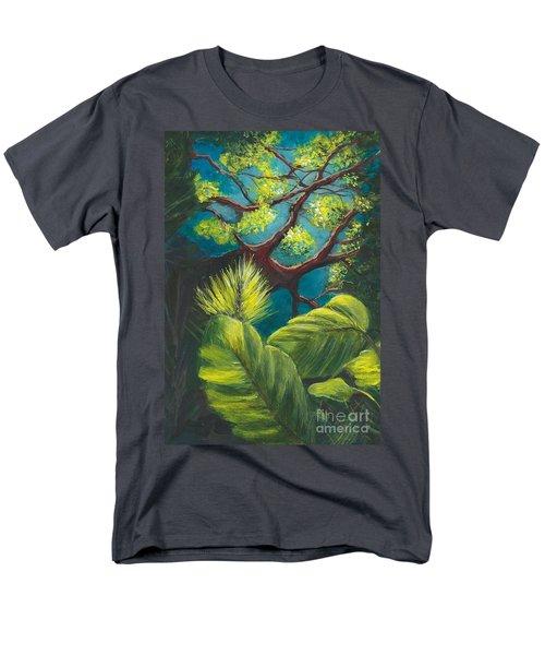 The Goblin Market Restaurant Tree Mt. Dora Men's T-Shirt  (Regular Fit)