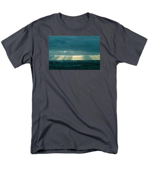 The Light Above Kapoho Men's T-Shirt  (Regular Fit) by Lehua Pekelo-Stearns