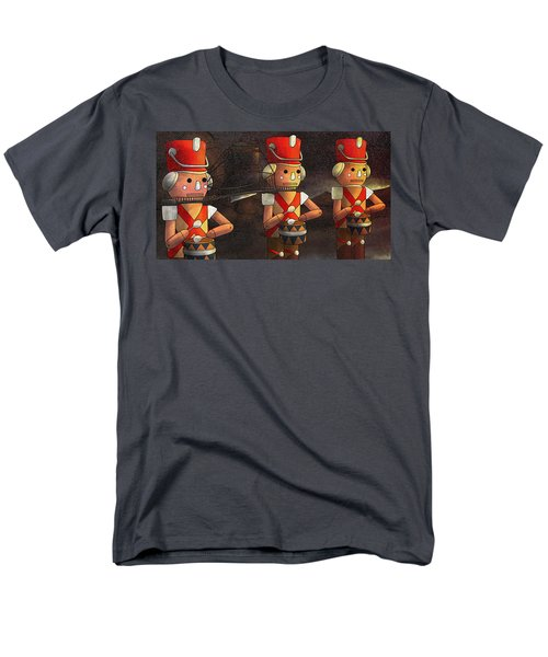 The March Of The Wooden Soldiers Men's T-Shirt  (Regular Fit) by Reynold Jay