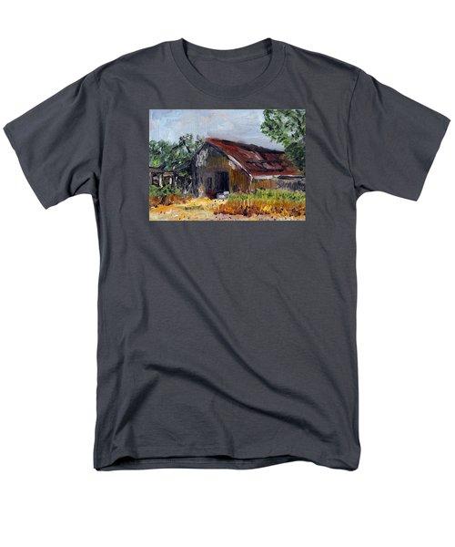The Old Barn Men's T-Shirt  (Regular Fit)