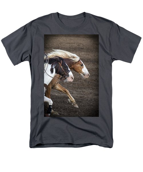 The Outlaw And The Law Men's T-Shirt  (Regular Fit) by Caitlyn  Grasso
