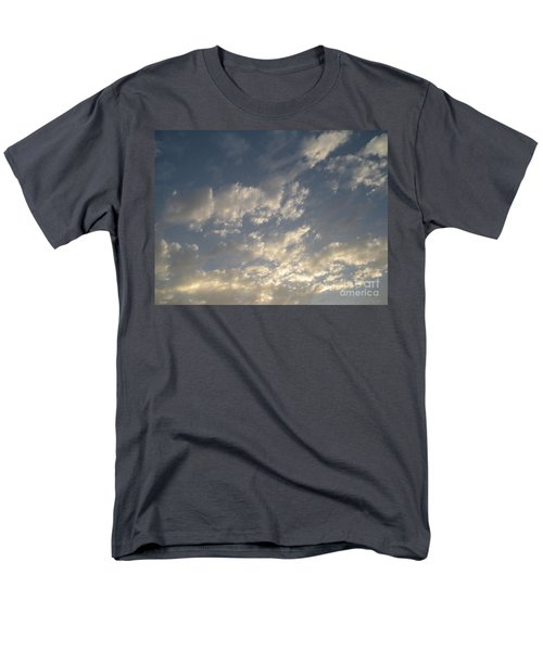 The Rain Storm  Men's T-Shirt  (Regular Fit) by Joseph Baril