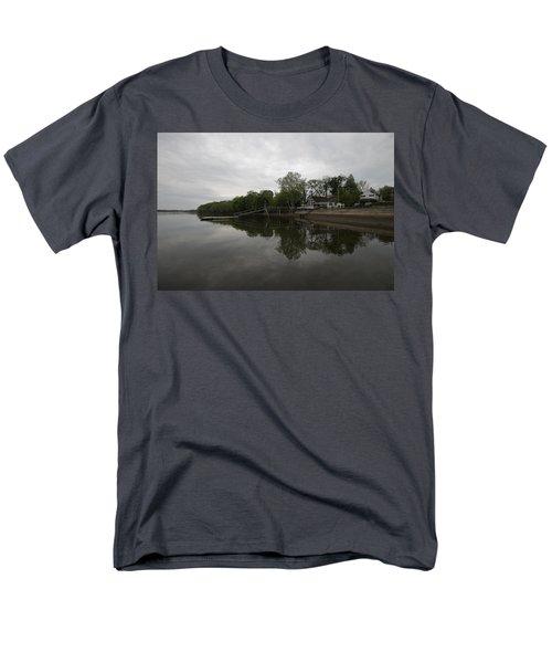 The River Men's T-Shirt  (Regular Fit) by Mustafa Abdullah