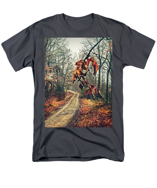 The Road Home Men's T-Shirt  (Regular Fit) by Jessica Brawley