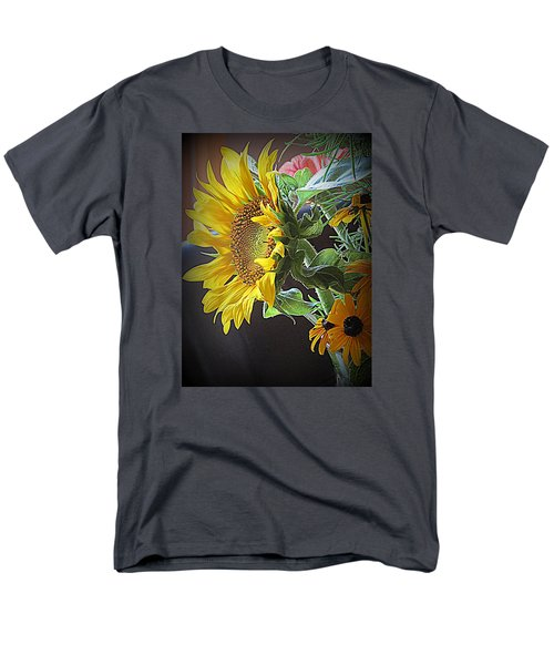 The Standout  Men's T-Shirt  (Regular Fit) by Kay Novy
