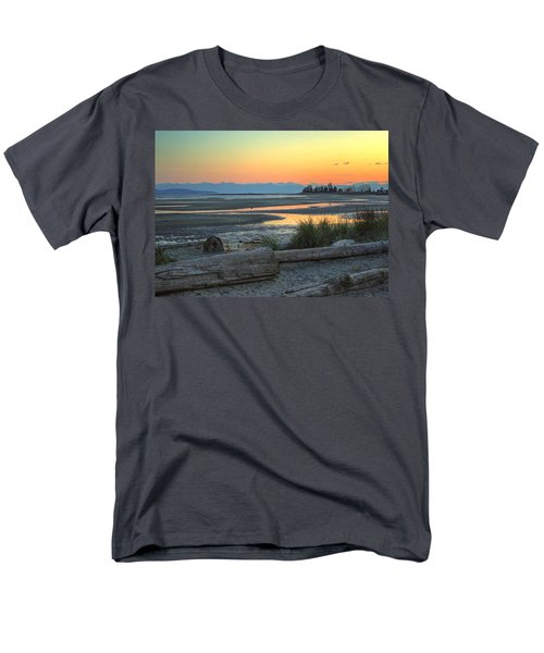 The Tide Is Low Men's T-Shirt  (Regular Fit) by Randy Hall