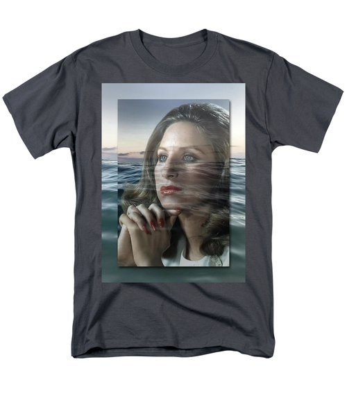 The Way We Were Men's T-Shirt  (Regular Fit) by Richard Laeton