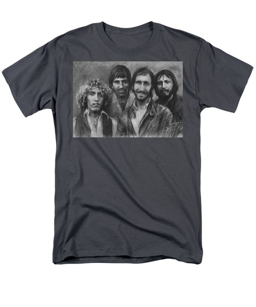 The Who Men's T-Shirt  (Regular Fit) by Viola El