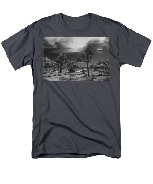 There Will Be A Way Men's T-Shirt  (Regular Fit) by Laurie Search