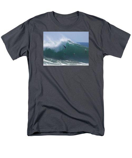 Thinking It Through Men's T-Shirt  (Regular Fit) by Joe Schofield