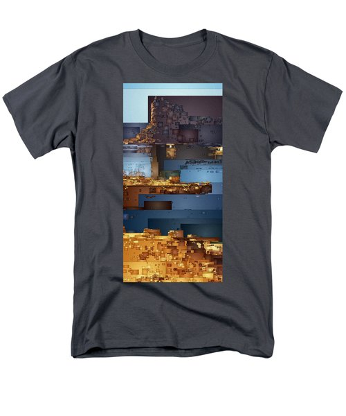 This Is Lake Powell Men's T-Shirt  (Regular Fit) by David Hansen