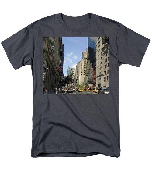 Men's T-Shirt  (Regular Fit) featuring the photograph Through The Looking Glass by Meghan at FireBonnet Art
