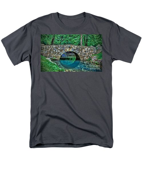 Through The Tunnel Men's T-Shirt  (Regular Fit)