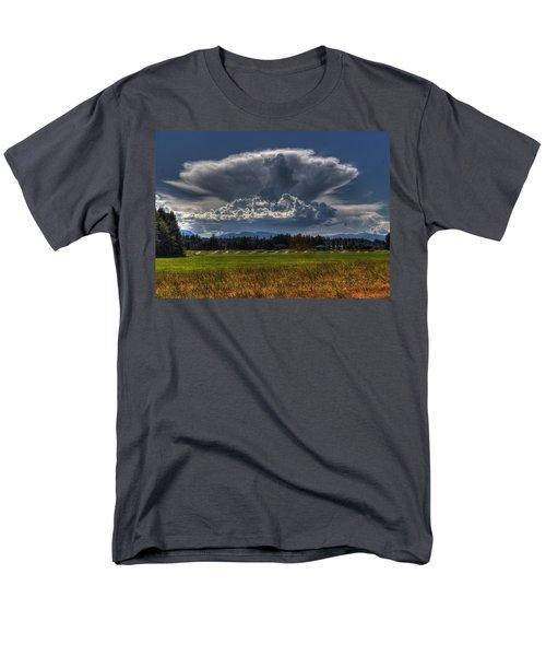 Thunder Storm Men's T-Shirt  (Regular Fit) by Randy Hall