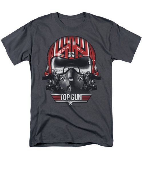 Top Gun - Goose Helmet Men's T-Shirt  (Regular Fit) by Brand A