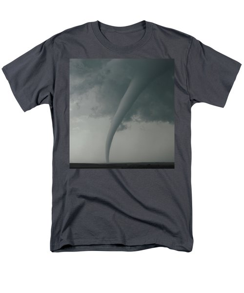 Tornado Country Men's T-Shirt  (Regular Fit) by Ed Sweeney