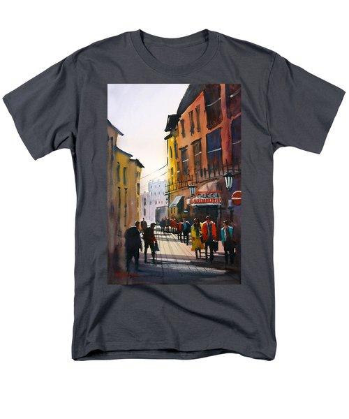 Tourists In Italy Men's T-Shirt  (Regular Fit) by Ryan Radke