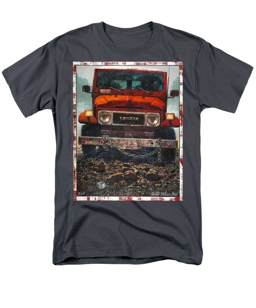 Toyota Men's T-Shirt  (Regular Fit) by Blue Sky