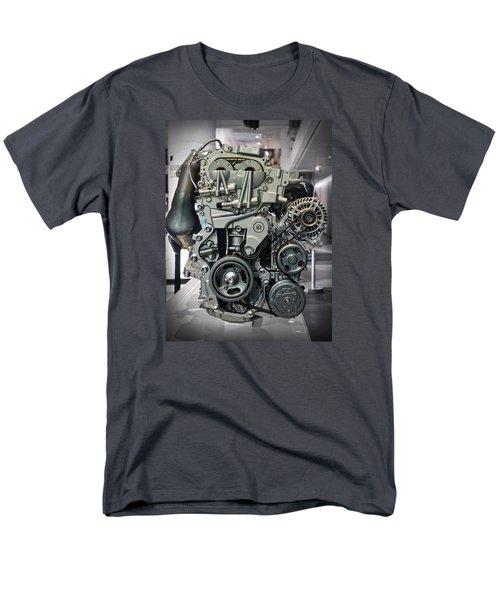Toyota Engine Men's T-Shirt  (Regular Fit) by RicardMN Photography