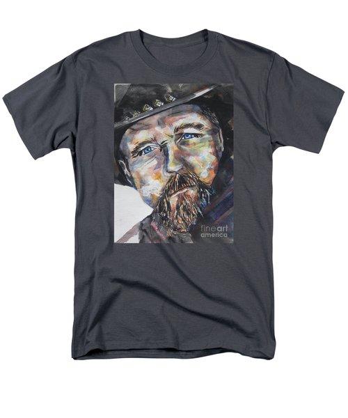 Trace Adkins..country Singer Men's T-Shirt  (Regular Fit)