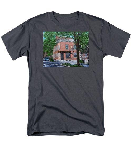 Traiteur Mesa Latina  Men's T-Shirt  (Regular Fit) by Reb Frost