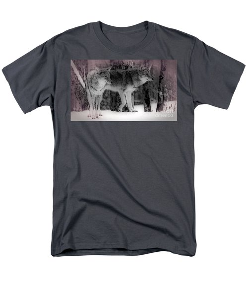 Men's T-Shirt  (Regular Fit) featuring the photograph Tranquility by Bianca Nadeau