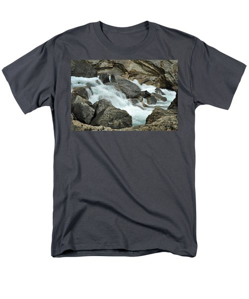 Men's T-Shirt  (Regular Fit) featuring the photograph Tranquility by Lisa Phillips