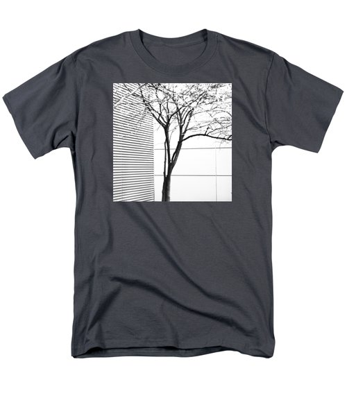 Tree Lines Men's T-Shirt  (Regular Fit) by Darryl Dalton