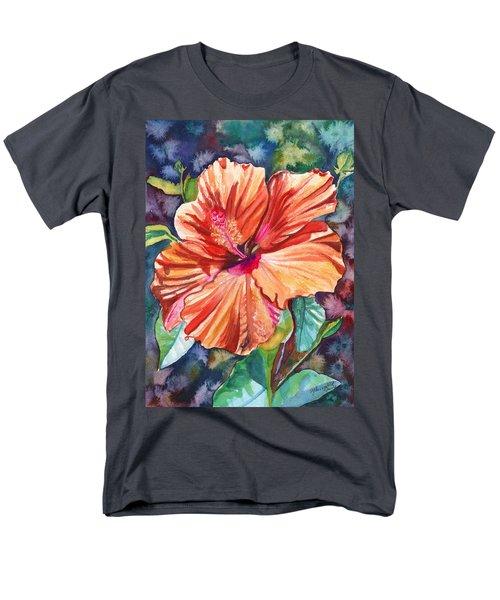 Tropical Hibiscus 5 Men's T-Shirt  (Regular Fit)
