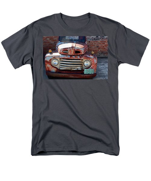 Ford In Goodland Men's T-Shirt  (Regular Fit) by Lynn Sprowl