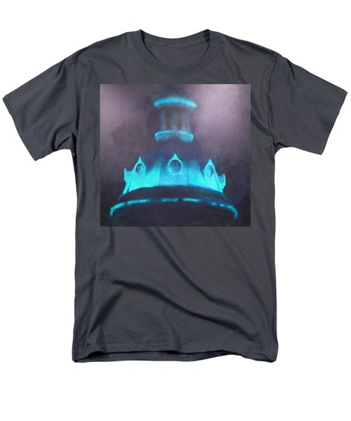 Ufo Dome Men's T-Shirt  (Regular Fit) by Blue Sky